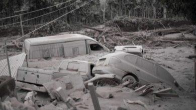 Photo of Incrementa a 62 el número de muertos tras erupción de volcán en Guatemala