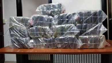 Photo of Decomisan 68 Paquetes Y 25 Láminas De Cocaina En Operativos De Interdiccion