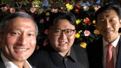 Photo of Paseo por Singapur y selfis con Kim antes de la reunión cumbre con Trump