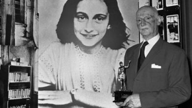 Photo of La familia de Ana Frank intentó emigrar a EE. UU. pero no pudo