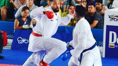 Photo of Anel Castillo gana oro en karate y Dominicana llega a 18 títulos