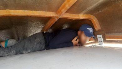Photo of Arrestan a dominicano escondido en un remolque en frontera deEE.UU.