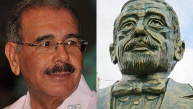 Photo of Dicen busto de Duarte se parece a Danilo