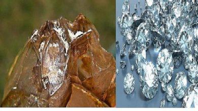 Photo of Hallan un enorme depósito de diamantes bajo la superficie terrestre