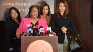 Photo of Un grupo de diputadas pide al liderazgo político nacional aprobar Ley de Partidos