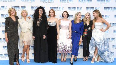 Photo of Amanda Seyfried, Meryl Streep y Cher, de estreno con Mamma Mia!