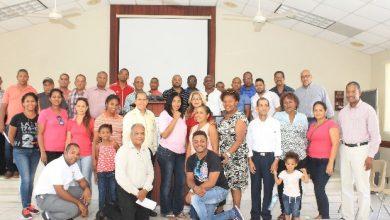 Photo of Organizaciones de Sociedad Civil realizan taller sobre ley Ley 176/07 sobre derechos municipales