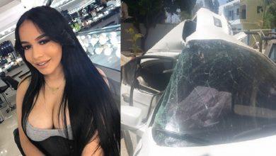 Photo of Así quedó el carro donde perdió la vida Jennifer García. Esto es lo que dice Telemicro ahora…