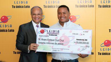 Photo of Delivery gana RD$70 millones en la Loto