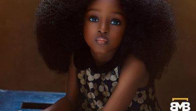 Photo of Hallan en Nigeria a la «chica más bella del mundo»
