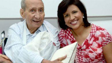 Photo of Muere padre de la vicepresidenta Margarita Cedeño
