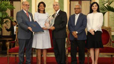 Photo of Despacho de la Primera Dama otorga premios «Pediatra del Año»