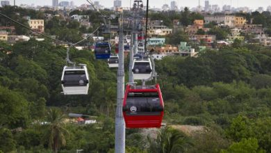 Photo of El teleférico vuelve a funcionar tras suspensión temporal