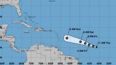 Photo of Se forma depresión tropical que República Dominicana vigila su trayectoria