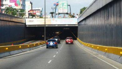 Photo of Túneles y elevados que cerrará Obras Públicas esta semana por mantenimiento