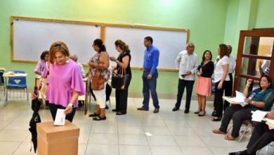 Photo of Pocos votantes asisten a segunda vuelta electoral de la UASD