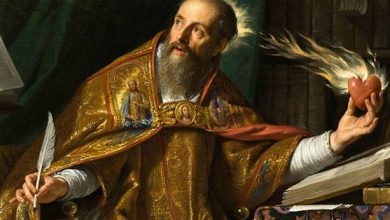Photo of Agustín, el filósofo que dejó a un lado su vida lujuriosa y llegó a ser santo