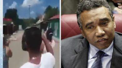 Photo of Vídeo: Félix Bautistaes sacado a la fuerza de la comunidad Jagua