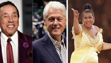 Photo of Clinton y Robinson hablarán en funeral de Aretha Franklin
