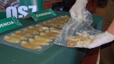 Photo of Detienen a peruano que iba a España con 42 condones de cocaína en su estómago