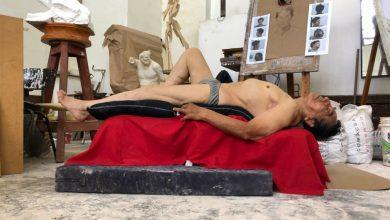 Photo of La historia del modelo de desnudos de 86 años que busca ser récord Guinness