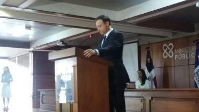 Photo of Procurador afirma están persiguiendo la corrupción como nunca antes