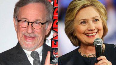 Photo of Hillary Clinton debutará como productora televisiva junto a Steven Spielberg