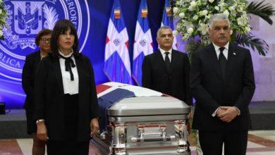 Photo of Cancillería rinde honores al fenecido embajador dominicano en Alemania, Rafael Calventi Gaviño
