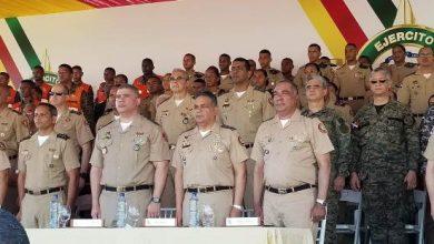 Photo of Nuevo comandante del Ejército mayor general Estanislao Gonell Regalado garantiza seguridad fronteriza