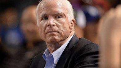Photo of La reacción de la Casa Blanca la muerte de McCain sigue dando que hablar