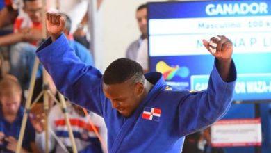 Photo of El judoca Lewis Medina le da el oro número 23 a República Dominicana