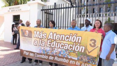 Photo of Profesores exigen al Ministerio de Educación suplir escuelas de insumos básicos