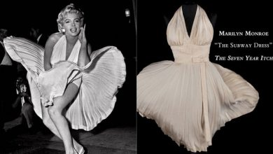 Photo of Subastarán fotografías y vestidos de Marilyn Monroe