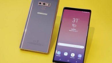 Photo of Samsung desvela el nuevo Galaxy Note 9