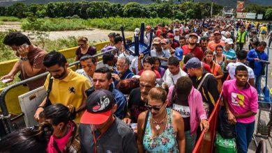 Photo of La ONU dice que 2,3 millones de venezolanos han dejado el país por la crisis