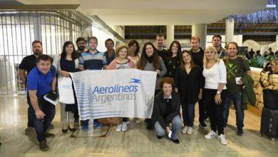 Photo of Inauguran vuelo directo de ciudad de Argentina a Punta Cana