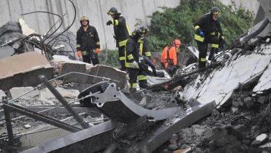 Photo of Dos familias dominicanas entre las damnificadas en Italia por derrumbe de puente.