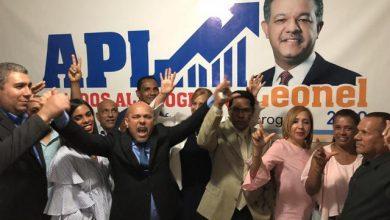 Photo of Aliados al Progreso: «Podrán reformar la Constitución para la reelección, pero no podrán reformar la voluntad popular de elegir a Leonel»