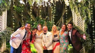 Photo of Isaura Taveras y José Darío unieron sus vidas en matrimonio.