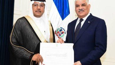 Photo of Canciller recibe cartas de estilo de embajadores de Arabia Saudita y Nigeria