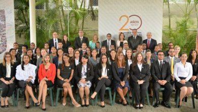 Photo of Escuela Nacional de la Judicatura recibe promoción más joven de aspirantes a jueces