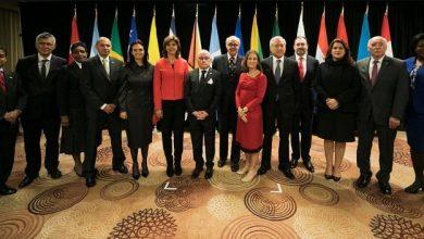 Photo of Los 12 países del Grupo de Lima rechazan cualquier intervención militar en Venezuela
