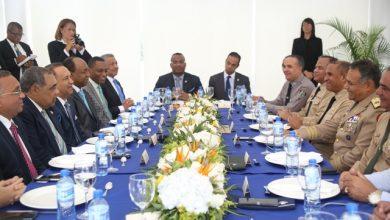 Photo of Comisión Permanente de Interior y Policía Cámara de Diputados se reúne con jefes militares y policiales del país