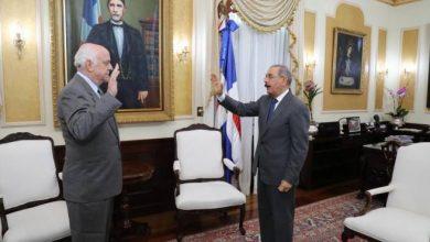 Photo of Presidente Medina designa embajador ante misión del Consejo de Seguridad de la ONU.