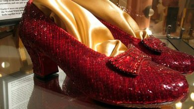 Photo of El FBI recupera zapatos rojos que Judy Garland usó en «The Wizard of Oz»