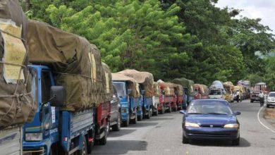 Photo of Camioneros anuncian paro en protesta por el alza de los precios de los combustibles