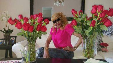 Photo of Fefita agradece a Dios por un año más de vida.