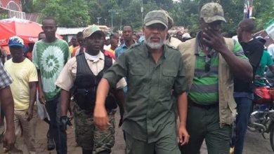 Photo of Excandidato presidencial haitiano herido en ataque armado