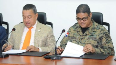 Photo of El IDAC y el COE firman memorando de entendimiento interinstitucional