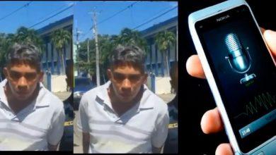 Photo of Joven graba a su padre confesando que la violaba, la grabación es escalofriant